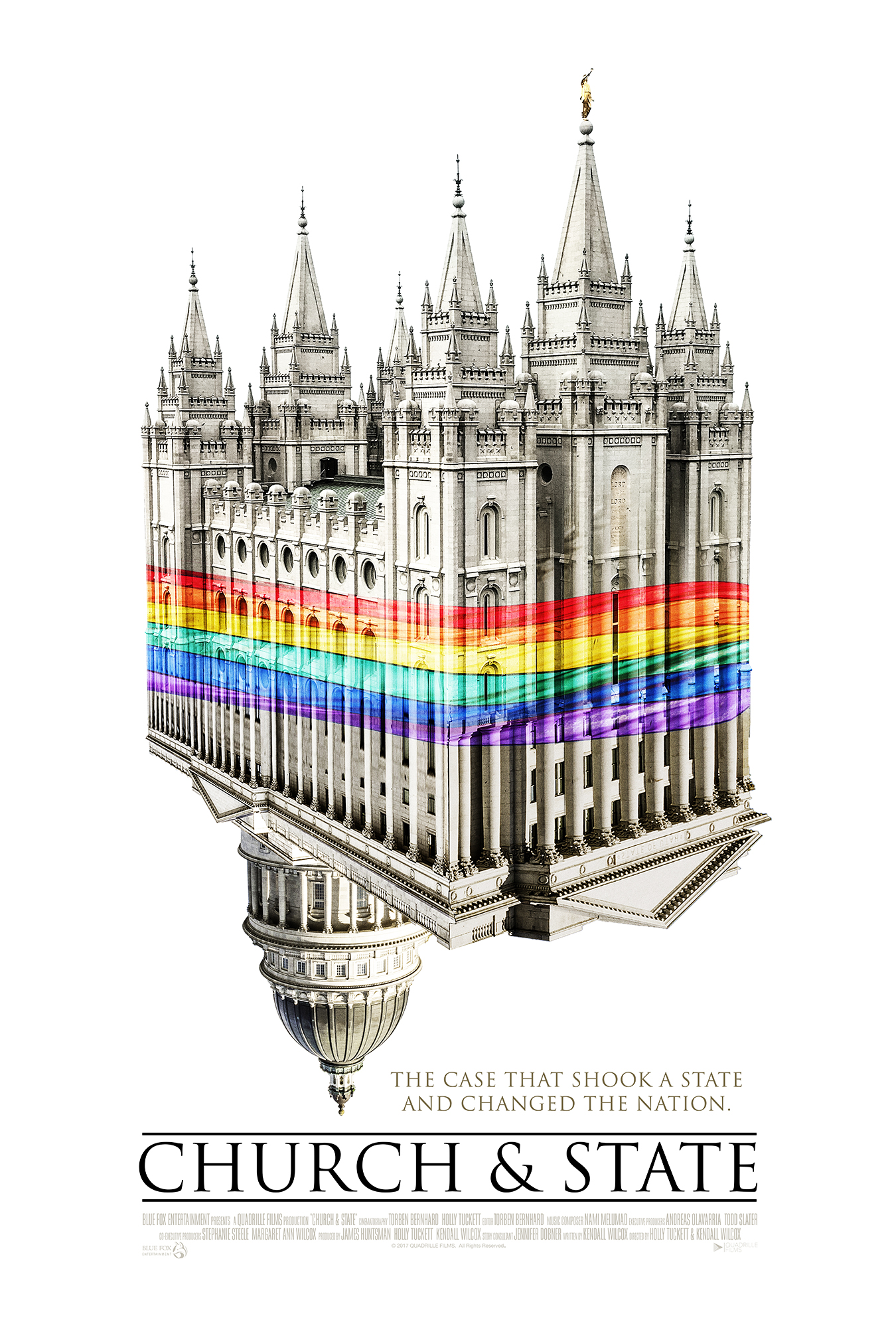 Church & State - Official Poster